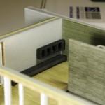 3D Druck Obergeschoss